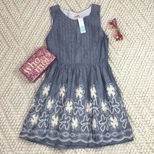 Skies Are Blue Dresses - Skies are Blue Stitch Fix Dress